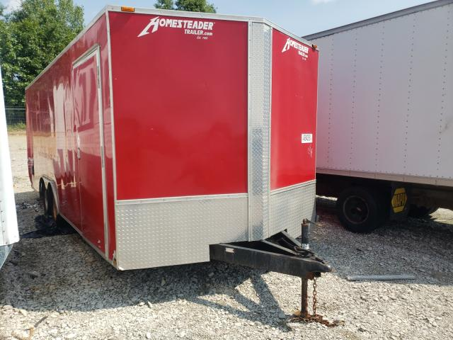 Homemade salvage cars for sale: 2014 Homemade Trailer