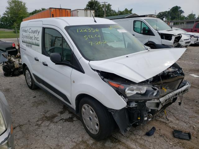 Salvage cars for sale from Copart Bridgeton, MO: 2016 Ford Transit CO