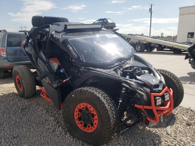 Salvage cars for sale from Copart Farr West, UT: 2020 Can-Am Maverick X
