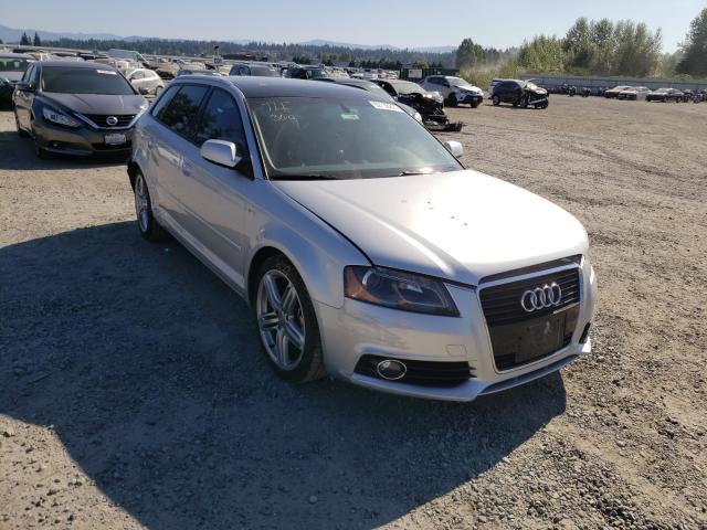 Salvage cars for sale at Arlington, WA auction: 2011 Audi A3 Premium