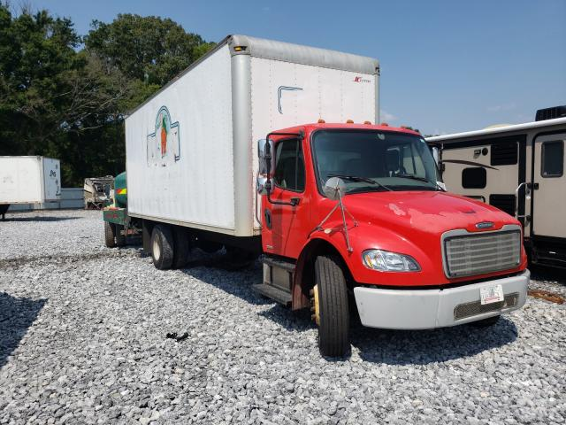 Salvage cars for sale from Copart Cartersville, GA: 2007 Freightliner M2 106 MED