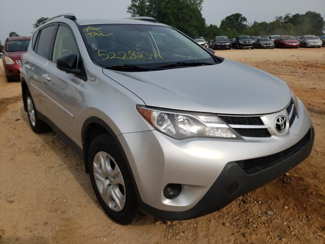 Vehiculos salvage en venta de Copart China Grove, NC: 2013 Toyota Rav4 LE