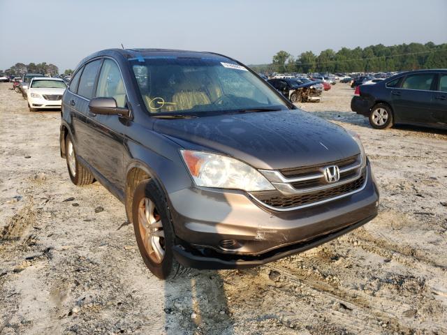 Vehiculos salvage en venta de Copart Loganville, GA: 2011 Honda CR-V EXL