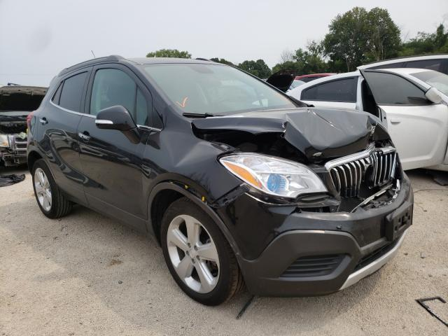Salvage cars for sale from Copart Milwaukee, WI: 2016 Buick Encore