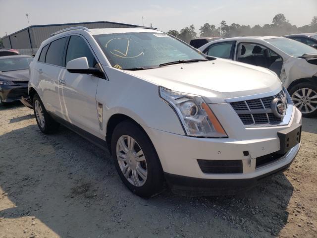 Cadillac Vehiculos salvage en venta: 2010 Cadillac SRX Luxury