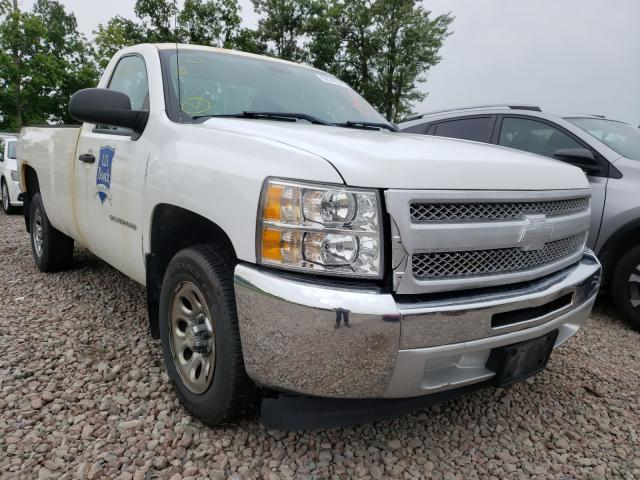 Salvage cars for sale from Copart Central Square, NY: 2012 Chevrolet Silverado
