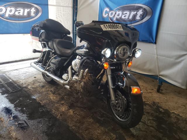 Salvage cars for sale from Copart Fort Wayne, IN: 2013 Harley-Davidson Flhtk Elec