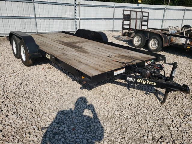Big Tex salvage cars for sale: 2018 Big Tex Trailer