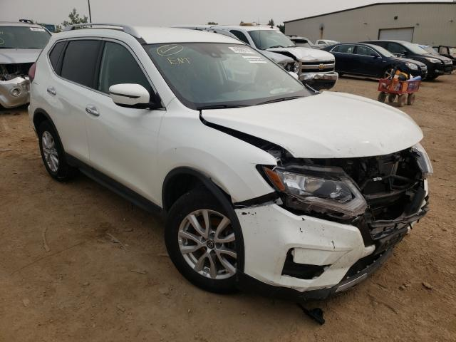 Salvage cars for sale from Copart Des Moines, IA: 2020 Nissan Rogue SV