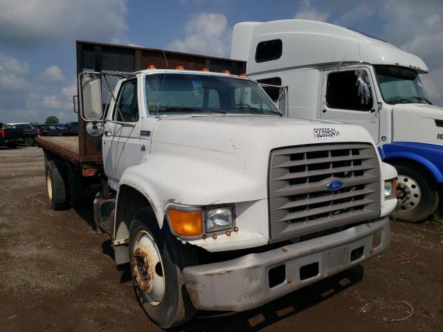 Salvage 1996 FORD F700 - Small image. Lot 52359541
