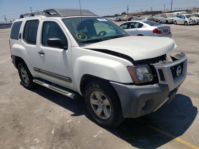 Vehiculos salvage en venta de Copart Sun Valley, CA: 2013 Nissan Xterra X