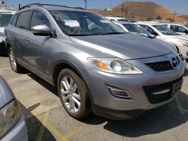 Mazda CX-9 salvage cars for sale: 2011 Mazda CX-9