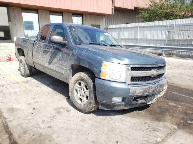 Vehiculos salvage en venta de Copart Fort Wayne, IN: 2008 Chevrolet Silverado