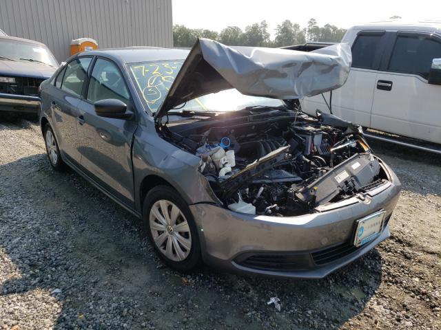 2014 Volkswagen Jetta Base en venta en Spartanburg, SC