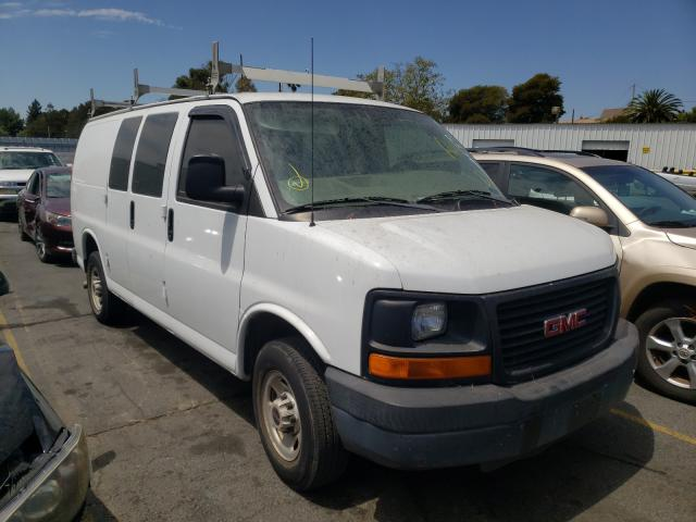Salvage cars for sale from Copart Vallejo, CA: 2005 GMC Savana G25
