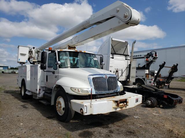 Vehiculos salvage en venta de Copart Dyer, IN: 2005 International 4000 4300