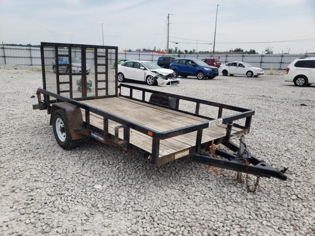 Sure-Trac salvage cars for sale: 2017 Sure-Trac Trailer
