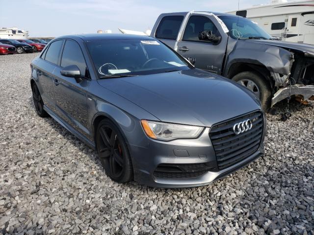 Audi salvage cars for sale: 2016 Audi A3 Premium