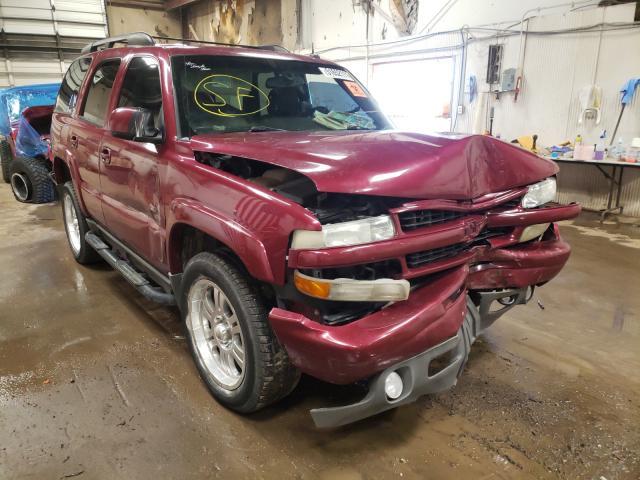2004 Chevrolet Tahoe K150 en venta en Casper, WY