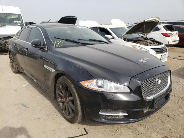 Jaguar XJ salvage cars for sale: 2012 Jaguar XJ