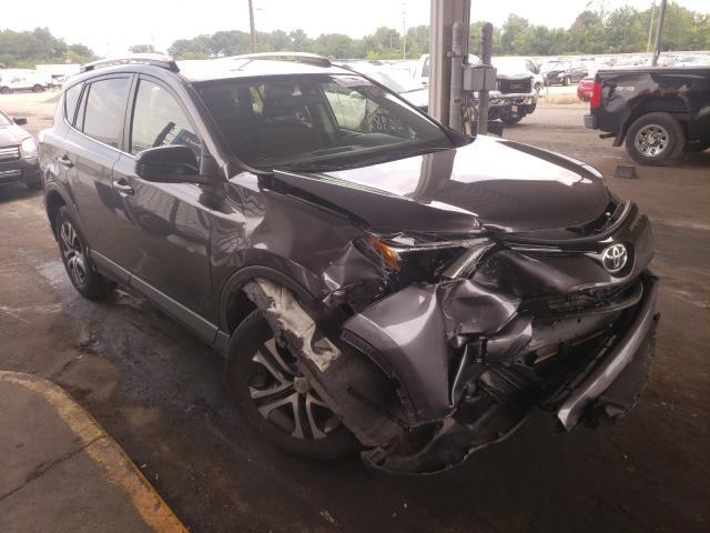 Vehiculos salvage en venta de Copart Fort Wayne, IN: 2016 Toyota Rav4 LE
