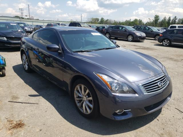 Salvage cars for sale from Copart Pennsburg, PA: 2011 Infiniti G37
