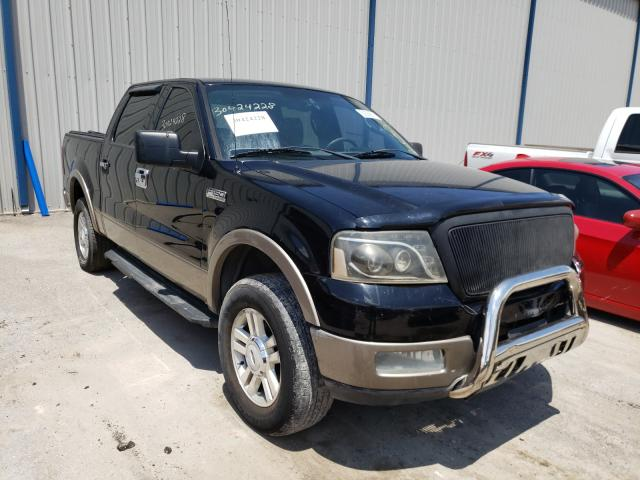 Salvage cars for sale from Copart Apopka, FL: 2004 Ford F150 Super