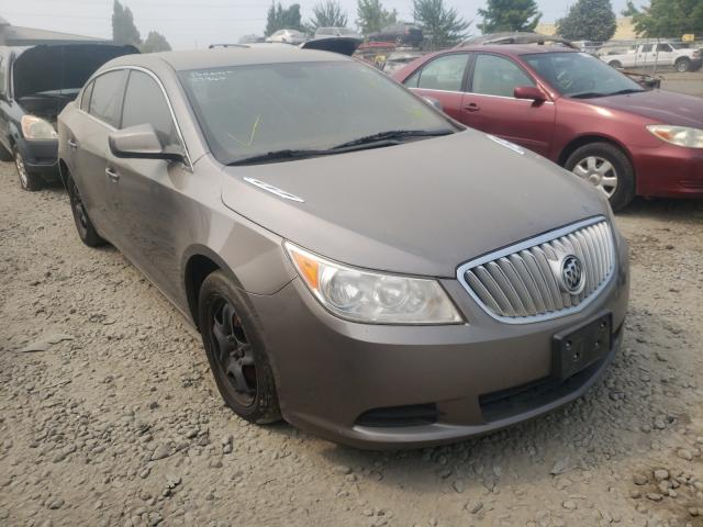 Salvage cars for sale from Copart Eugene, OR: 2011 Buick Lacrosse C