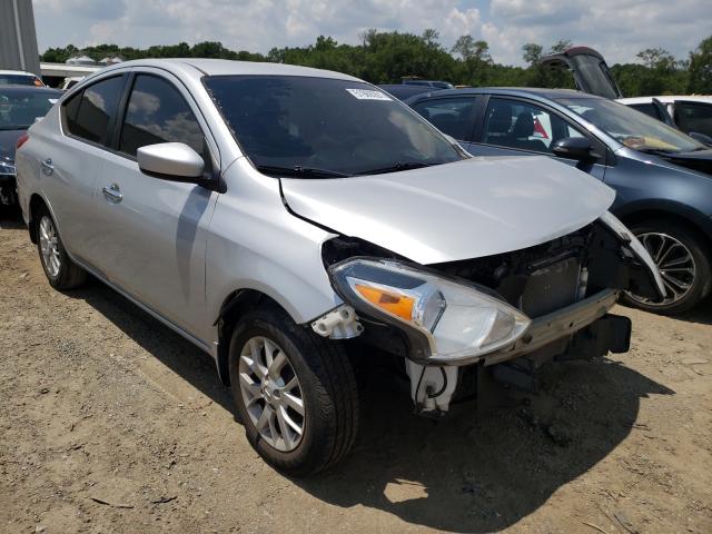 Vehiculos salvage en venta de Copart Jacksonville, FL: 2016 Nissan Versa S