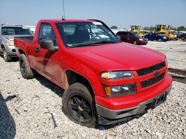 Salvage cars for sale from Copart Appleton, WI: 2012 Chevrolet Colorado