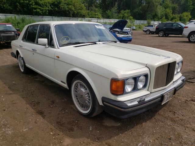 Bentley salvage cars for sale: 1989 Bentley Eight