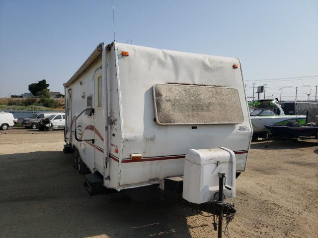 Terry salvage cars for sale: 2000 Terry Trailer