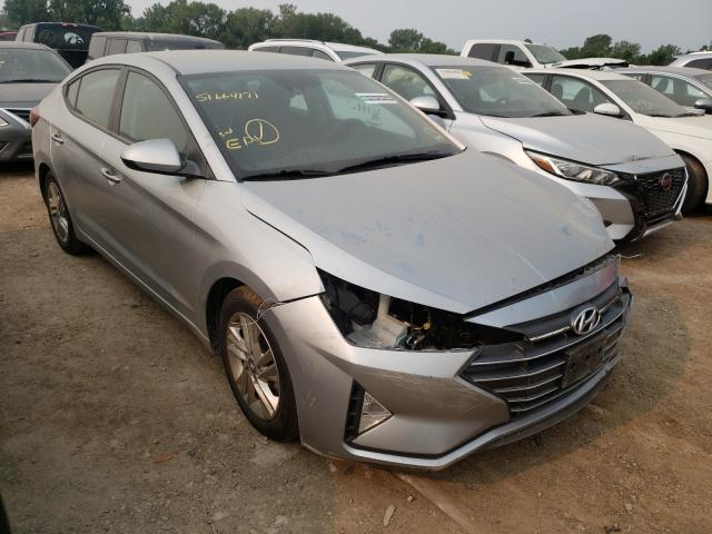 Salvage cars for sale from Copart Des Moines, IA: 2020 Hyundai Elantra SE