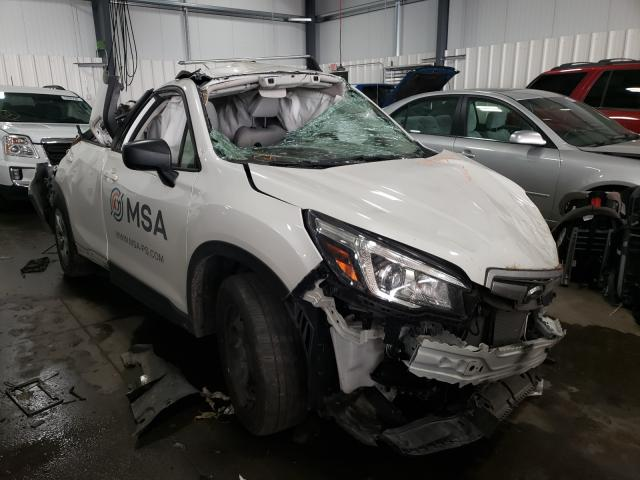 Subaru Forester salvage cars for sale: 2019 Subaru Forester
