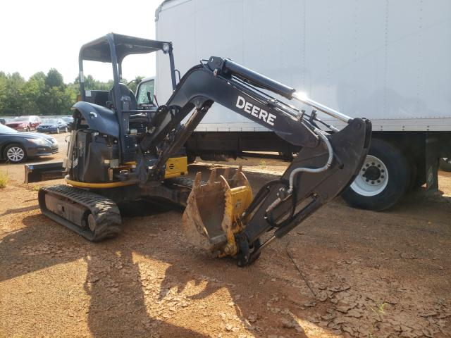 Salvage cars for sale from Copart Mocksville, NC: 2020 John Deere 35G