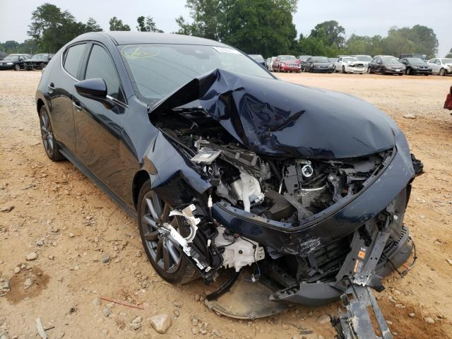 Mazda 3 salvage cars for sale: 2019 Mazda 3