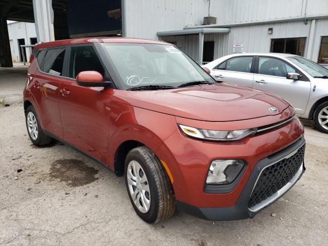 2021 KIA Soul LX en venta en Riverview, FL