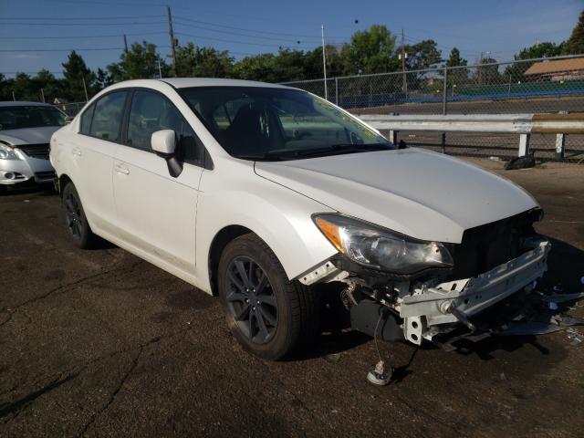 Salvage cars for sale from Copart Denver, CO: 2012 Subaru Impreza PR