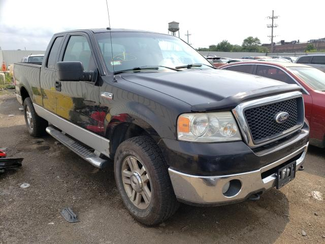 Salvage cars for sale from Copart Chicago Heights, IL: 2006 Ford F150