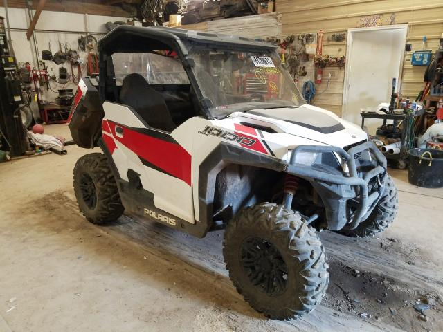 Salvage cars for sale from Copart Billings, MT: 2017 Polaris General