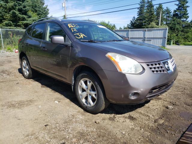 Nissan Vehiculos salvage en venta: 2008 Nissan Rogue S