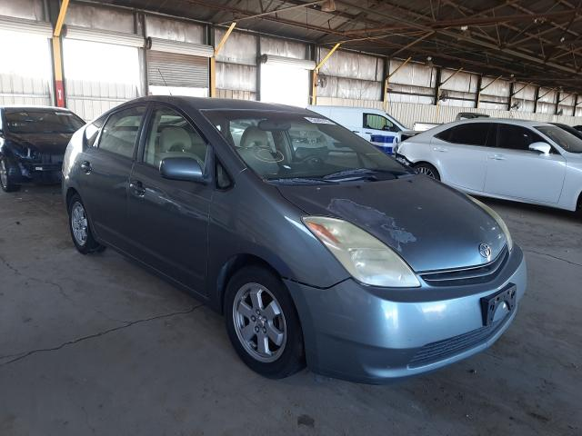Salvage cars for sale from Copart Phoenix, AZ: 2004 Toyota Prius