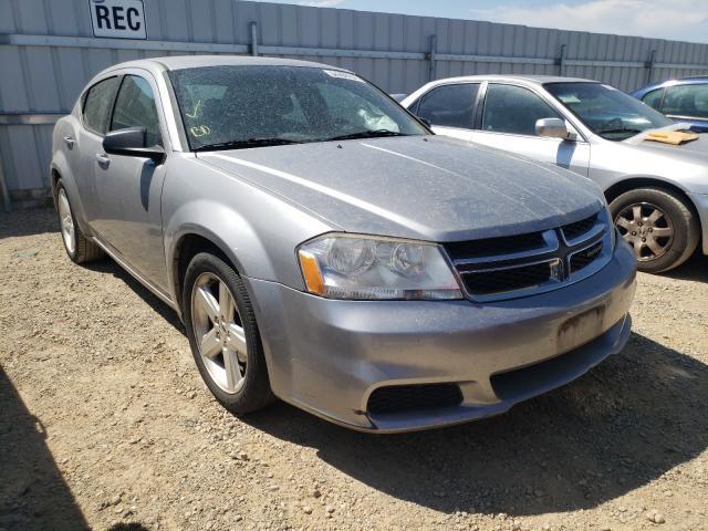 Vehiculos salvage en venta de Copart Anderson, CA: 2013 Dodge Avenger SE
