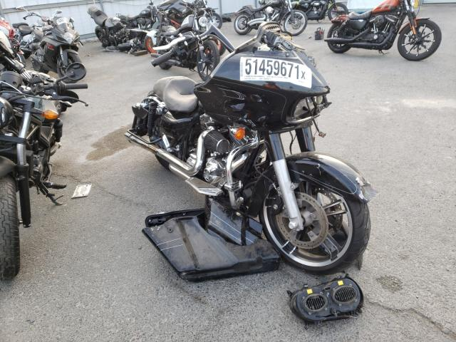 Salvage cars for sale from Copart Sacramento, CA: 2015 Harley-Davidson Fltrxs ROA