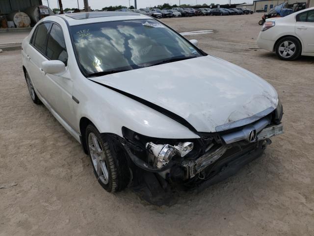 Vehiculos salvage en venta de Copart Temple, TX: 2005 Acura TL