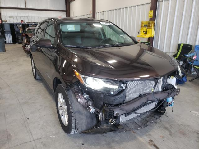 Salvage cars for sale from Copart Byron, GA: 2020 Chevrolet Equinox LT