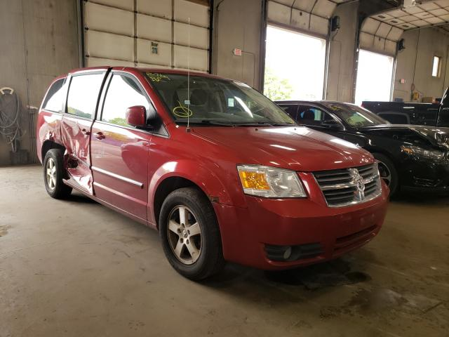 Vehiculos salvage en venta de Copart Blaine, MN: 2008 Dodge Grand Caravan