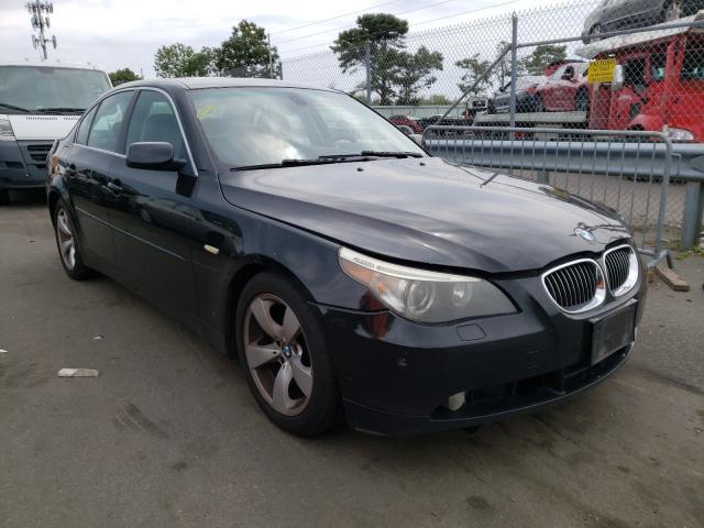BMW Vehiculos salvage en venta: 2007 BMW 525 I