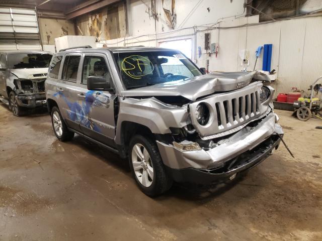 Salvage cars for sale from Copart Casper, WY: 2017 Jeep Patriot LA