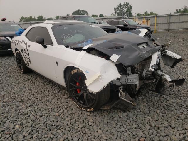 Vehiculos salvage en venta de Copart Ham Lake, MN: 2016 Dodge Challenger